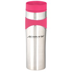 View a larger, more detailed picture of the Spotlight Travel Tumbler - 16 oz - 24 hr