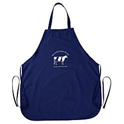 View a larger, more detailed picture of the Basic Bib Apron
