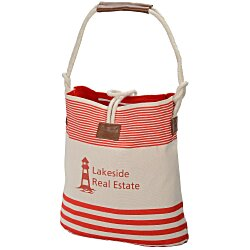 View a larger, more detailed picture of the Rope Nautical Tote