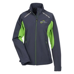 View a larger, more detailed picture of the Excursion Soft Shell Jacket - Ladies