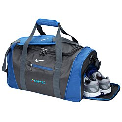 View a larger, more detailed picture of the Nike Workout Plus Duffel