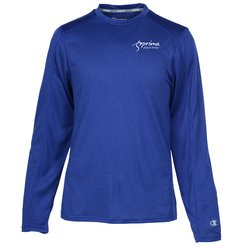 View a larger, more detailed picture of the Champion Vapor Long Sleeve T-Shirt