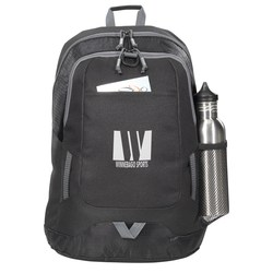 View a larger, more detailed picture of the Maverick Laptop Backpack - 24 hr