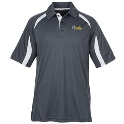 View a larger, more detailed picture of the Performance Interlock Polo