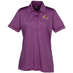 View a larger, more detailed picture of the Performance Jersey Polo - Ladies