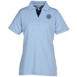 View a larger, more detailed picture of the Baby Pique Polo - Ladies