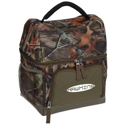 View a larger, more detailed picture of the Hunt Valley Dual Compartment Lunch Cooler