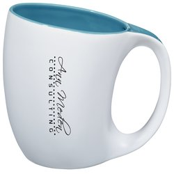 View a larger, more detailed picture of the Saphire Mug - 12 oz