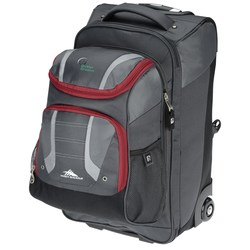 View a larger, more detailed picture of the High Sierra AT3 5 22 Carry-On Luggage w Daypack