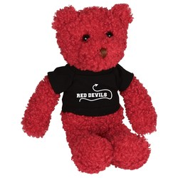 View a larger, more detailed picture of the Tropical Flavor Bear - Red - Overstock