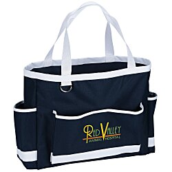 View a larger, more detailed picture of the Game Day Carry All Tote - Embroidered