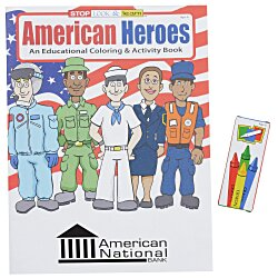 View a larger, more detailed picture of the Fun Pack - American Heroes