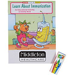 View a larger, more detailed picture of the Fun Pack - Learn About Immunization