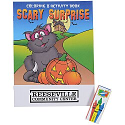 View a larger, more detailed picture of the Fun Pack - Scary Surprise