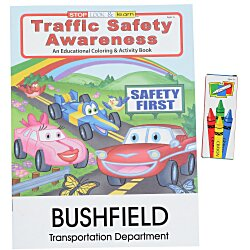 View a larger, more detailed picture of the Fun Pack - Traffic Safety Awareness
