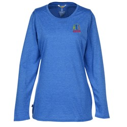 View a larger, more detailed picture of the Holt Long Sleeve T-Shirt - Ladies