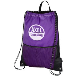 View a larger, more detailed picture of the Dash Drawstring Sportpack