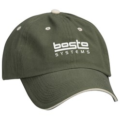 View a larger, more detailed picture of the Staycation Cap - Overstock