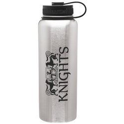 View a larger, more detailed picture of the h2go Titan Vacuum Stainless Sport Bottle - 40 oz