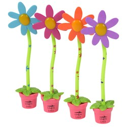 View a larger, more detailed picture of the Assorted Bouquet Pen - Daisy - Closeouts