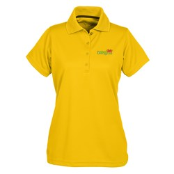 View a larger, more detailed picture of the Dry-Mesh Hi-Performance Polo - Ladies -Closeout Color