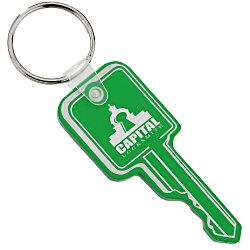 View a larger, more detailed picture of the Square Head Key Soft Key Tag