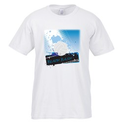 View a larger, more detailed picture of the Gildan SoftStyle T-Shirt - Men s - FC - White