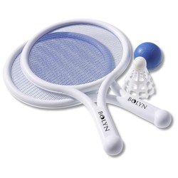 View a larger, more detailed picture of the Mesh Paddle Ball