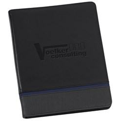 View a larger, more detailed picture of the Cross Prime Zippered Padfolio Set