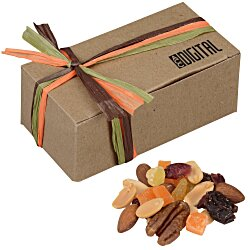 View a larger, more detailed picture of the Natural Kraft Box - Cherry Berry Mix