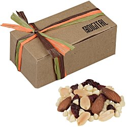 View a larger, more detailed picture of the Natural Kraft Box - Sweet Cranberry Crunch