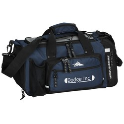 View a larger, more detailed picture of the High Sierra 21 Water Sport Duffel - 24 hr