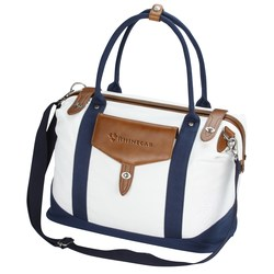 View a larger, more detailed picture of the Cutter & Buck Legacy Cotton Duffel - 24 hr