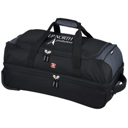 View a larger, more detailed picture of the Wenger 22 Drop Bottom Duffel - 24 hr