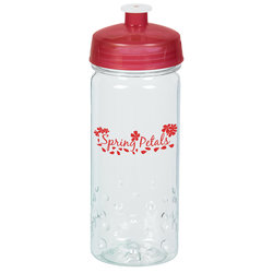 View a larger, more detailed picture of the Clear Impact Inspire Sport Bottle - 16 oz - 24 hr