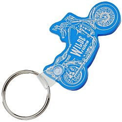 View a larger, more detailed picture of the Motorcycle Soft Key Tag