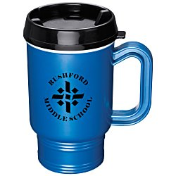 View a larger, more detailed picture of the Insulated Cruiser Mug - 16 oz