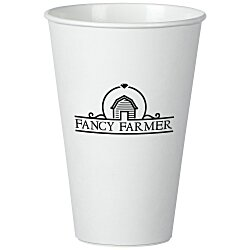 View a larger, more detailed picture of the Insulated Paper Travel Cup - 16 oz - Low Qty