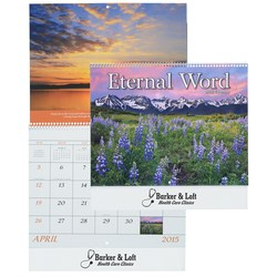 View a larger, more detailed picture of the Eternal Word 2015 Calendar-Funeral Pre-Plan-Closeout