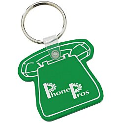View a larger, more detailed picture of the Phone Soft Key Tag