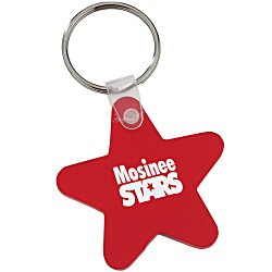 View a larger, more detailed picture of the Star Soft Key Tag