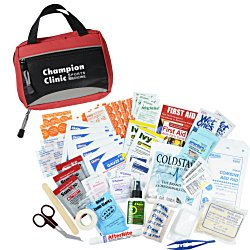 View a larger, more detailed picture of the Outdoor First Aid Kit