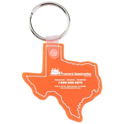 View a larger, more detailed picture of the State Soft Key Tag