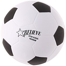 View a larger, more detailed picture of the Stress Reliever - Soccer Ball