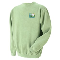 View a larger, more detailed picture of the Garment-Dyed Sweatshirt