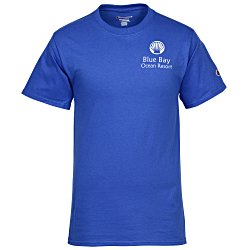 View a larger, more detailed picture of the Champion Tagless T-Shirt - Screen - Colors