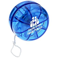 View a larger, more detailed picture of the Yo-Yo - Translucent