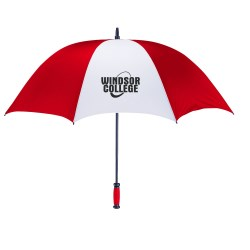 View a larger, more detailed picture of the 62 Arc Golf Umbrella w Foam Handle