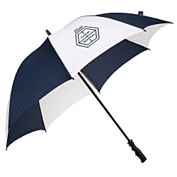View a larger, more detailed picture of the Golf Umbrella with Pistol Grip Handle