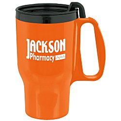 View a larger, more detailed picture of the The Traveler Mug 16 oz